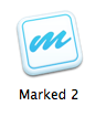 Marked2icon